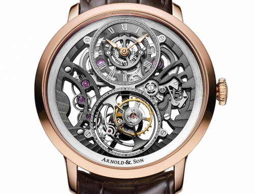 The Thinnest Skeleton Tourbillon Watch