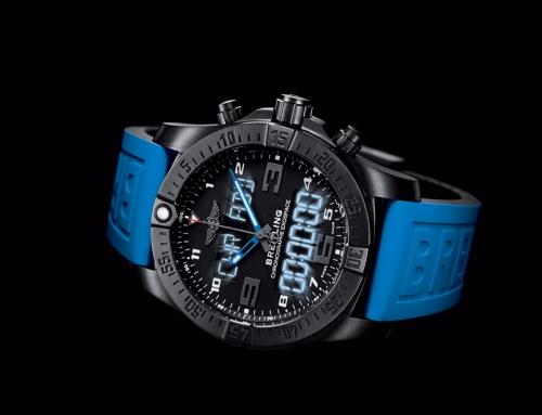 Breitling Connected Saati Yeniden Yaratıyor